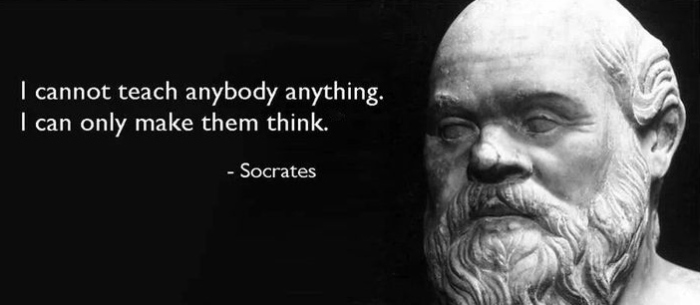 Socratic Challenge (or how I learned to start living by thinking about dying)